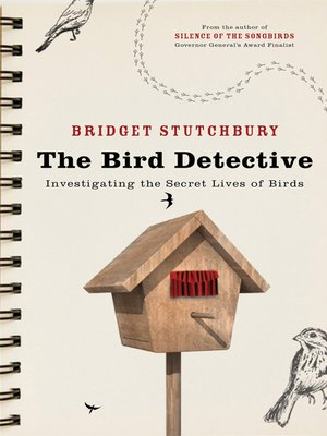 cover image of Bird Detective