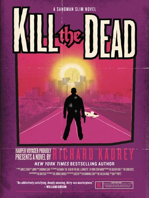 cover image of Kill the Dead