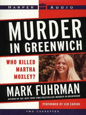 cover image of Murder in Greenwich