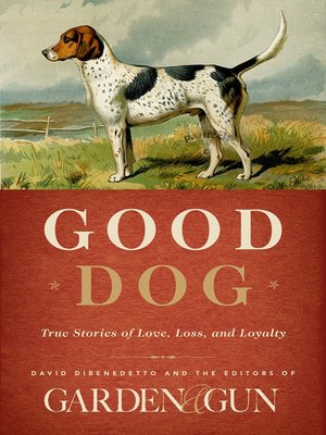 cover image of Good Dog