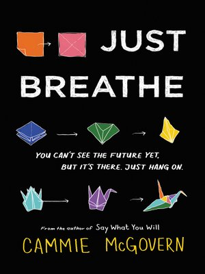 cover image of Just Breathe