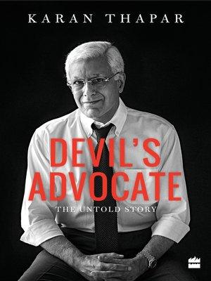 cover image of Devil's Advocate