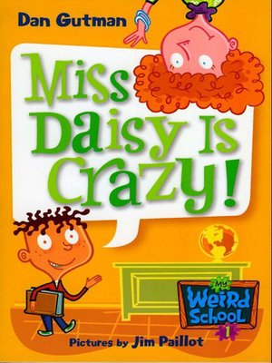 cover image of Miss Daisy Is Crazy!