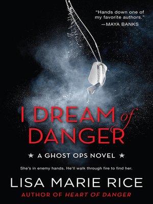cover image of I Dream of Danger