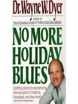 cover image of No More Holiday Blues