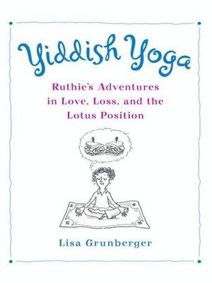 cover image of Yiddish Yoga