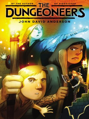 cover image of The Dungeoneers