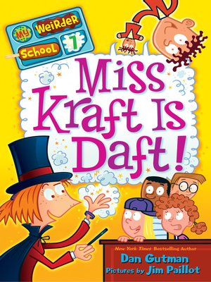 cover image of Miss Kraft Is Daft!