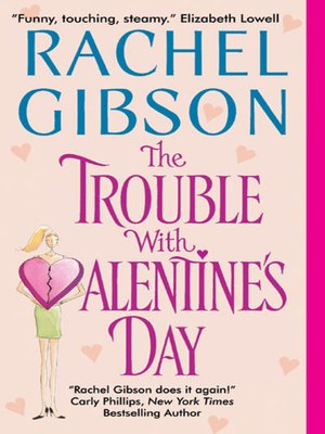 cover image of The Trouble With Valentine's Day