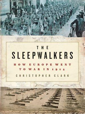 cover image of The Sleepwalkers