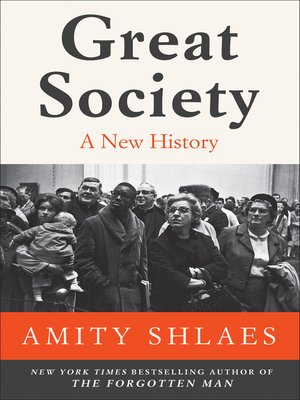 cover image of Great Society