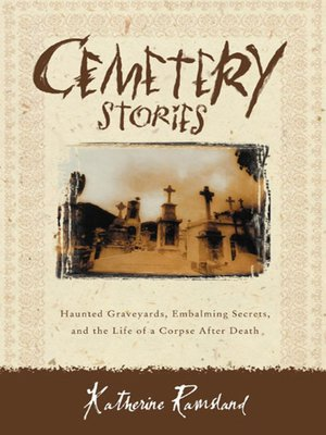 cover image of Cemetery Stories