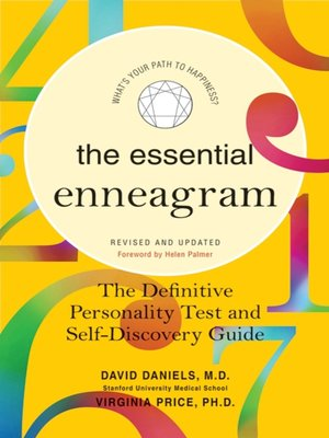 cover image of The Essential Enneagram
