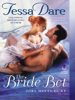 cover image of The Bride Bet