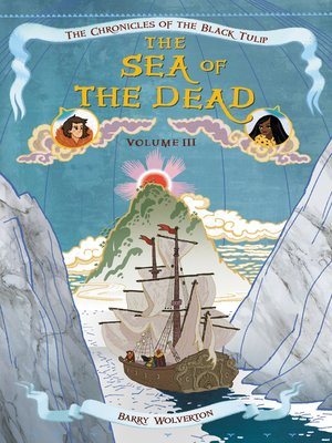 cover image of The Sea of the Dead