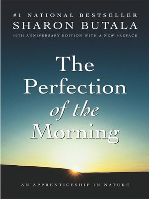 cover image of Perfection of the Morning