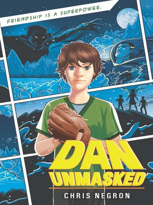cover image of Dan Unmasked