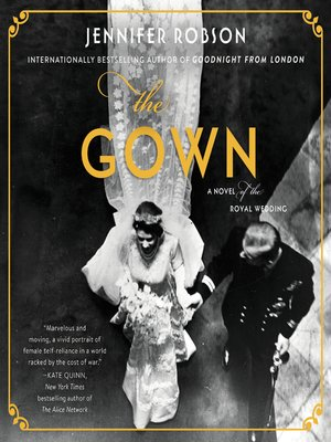 cover image of The Gown