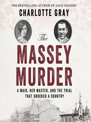 cover image of The Massey Murder