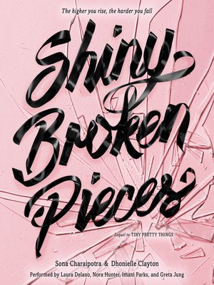 cover image of Shiny Broken Pieces
