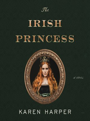 cover image of The Irish Princess