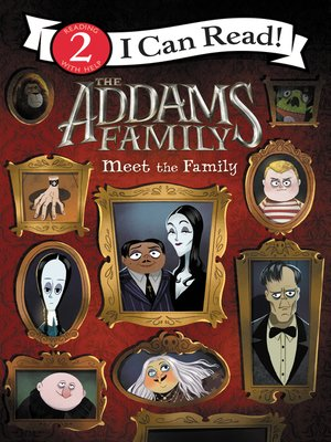 cover image of The Addams Family