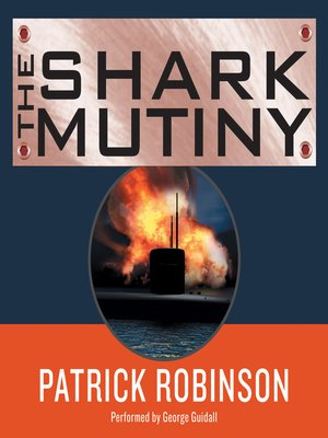 cover image of The Shark Mutiny