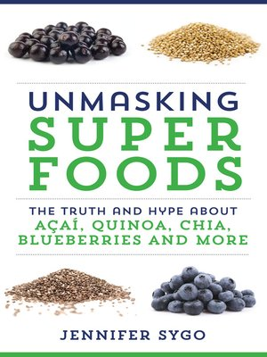 cover image of Unmasking Superfoods