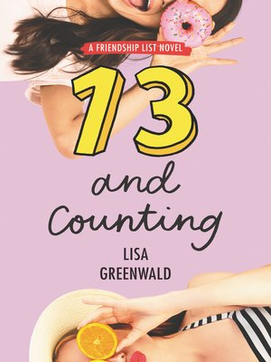 cover image of 13 and Counting