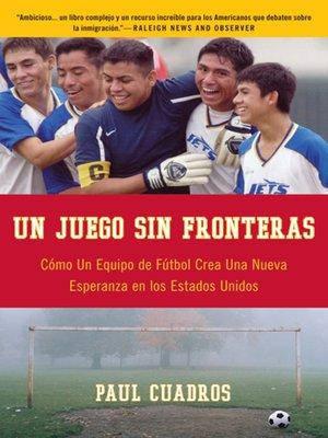 cover image of Un juego sin fronteras