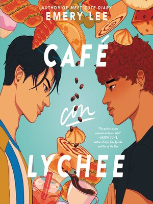 cover image of Café Con Lychee