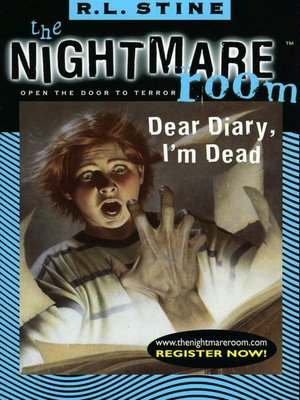cover image of Dear Diary, I'm Dead