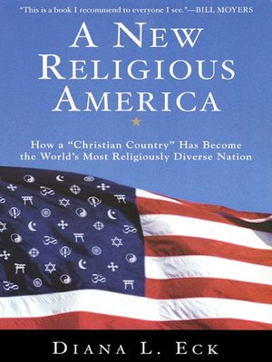 cover image of A New Religious America