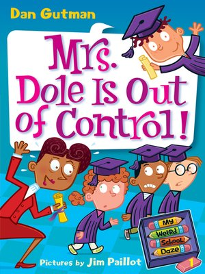 cover image of Mrs. Dole Is Out of Control!
