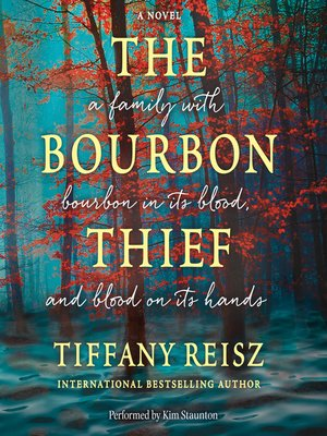 cover image of The Bourbon Thief