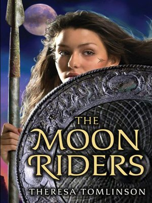 cover image of The Moon Riders