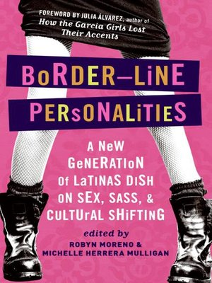 cover image of Border-Line Personalities