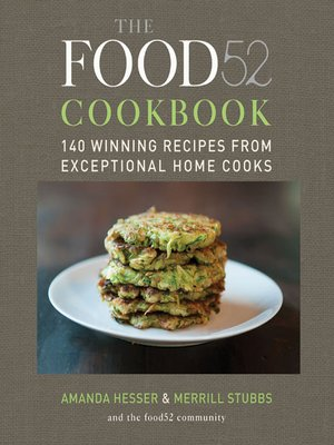 cover image of The Food52 Cookbook