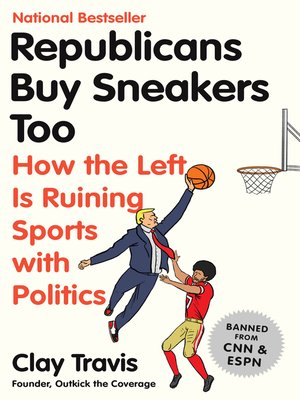cover image of Republicans Buy Sneakers Too
