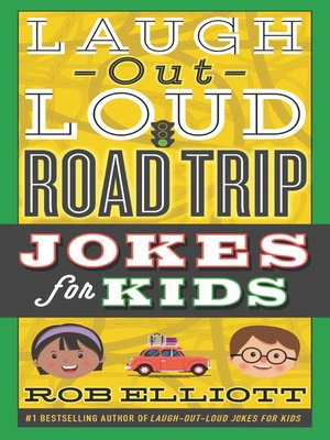 cover image of Laugh-Out-Loud Road Trip Jokes for Kids
