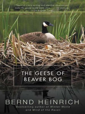 cover image of The Geese of Beaver Bog