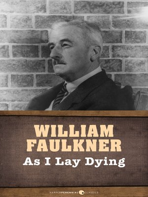 cover image of As I Lay Dying
