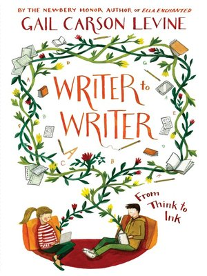 cover image of Writer to Writer