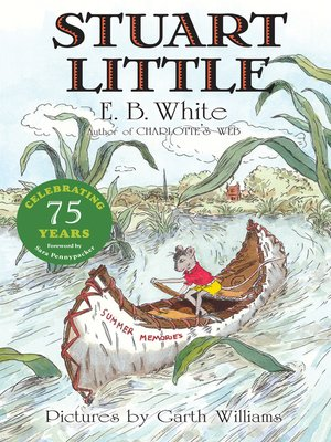 cover image of Stuart Little