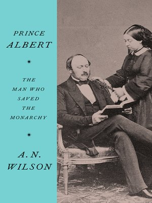 cover image of Prince Albert