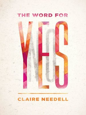 cover image of The Word for Yes