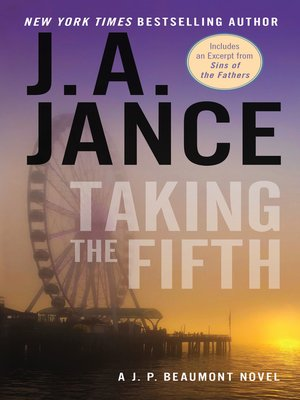 cover image of Taking the Fifth