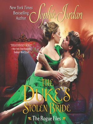 cover image of The Duke's Stolen Bride