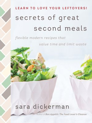 cover image of Secrets of Great Second Meals