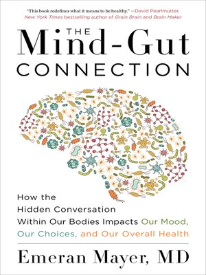 cover image of The Mind-Gut Connection